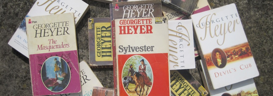 Some of the Heyer collection