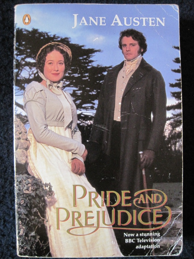 My much-loved TV tie-in edition of Pride and Prejudice