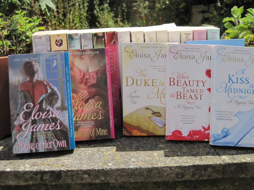 Eloisa James books