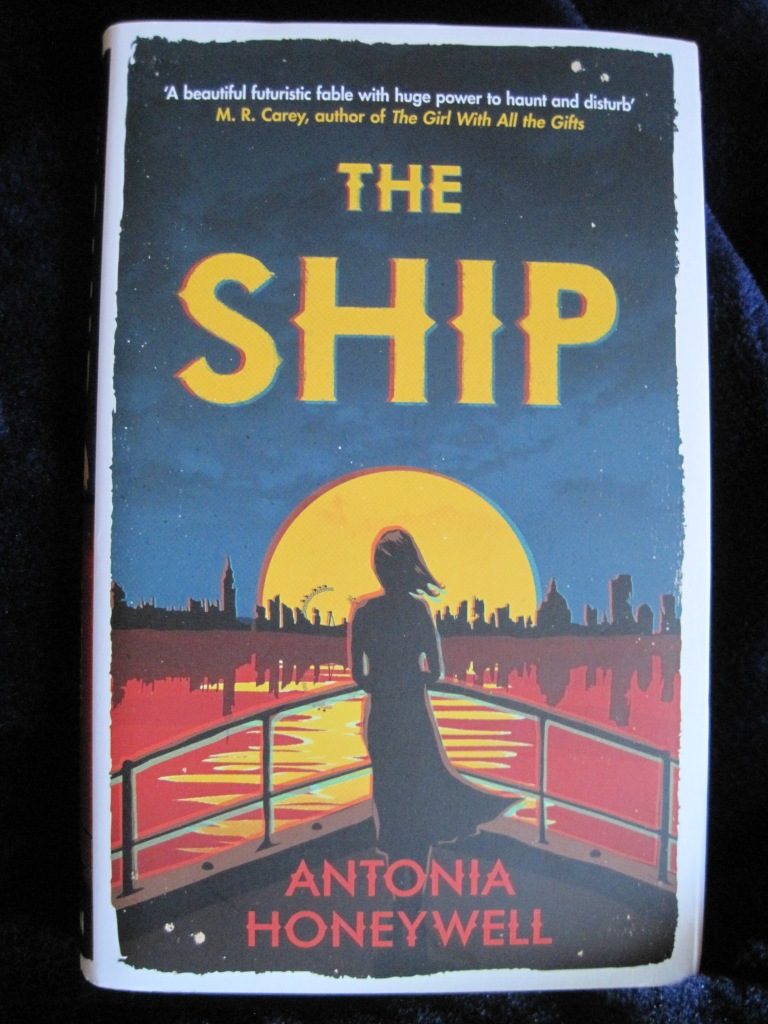 Antonia Honeywell's The Ship