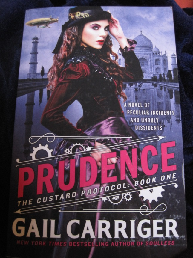 Gail Carriger's Prudence