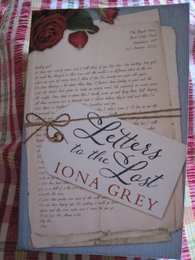Iona Grey's Letters to the lost