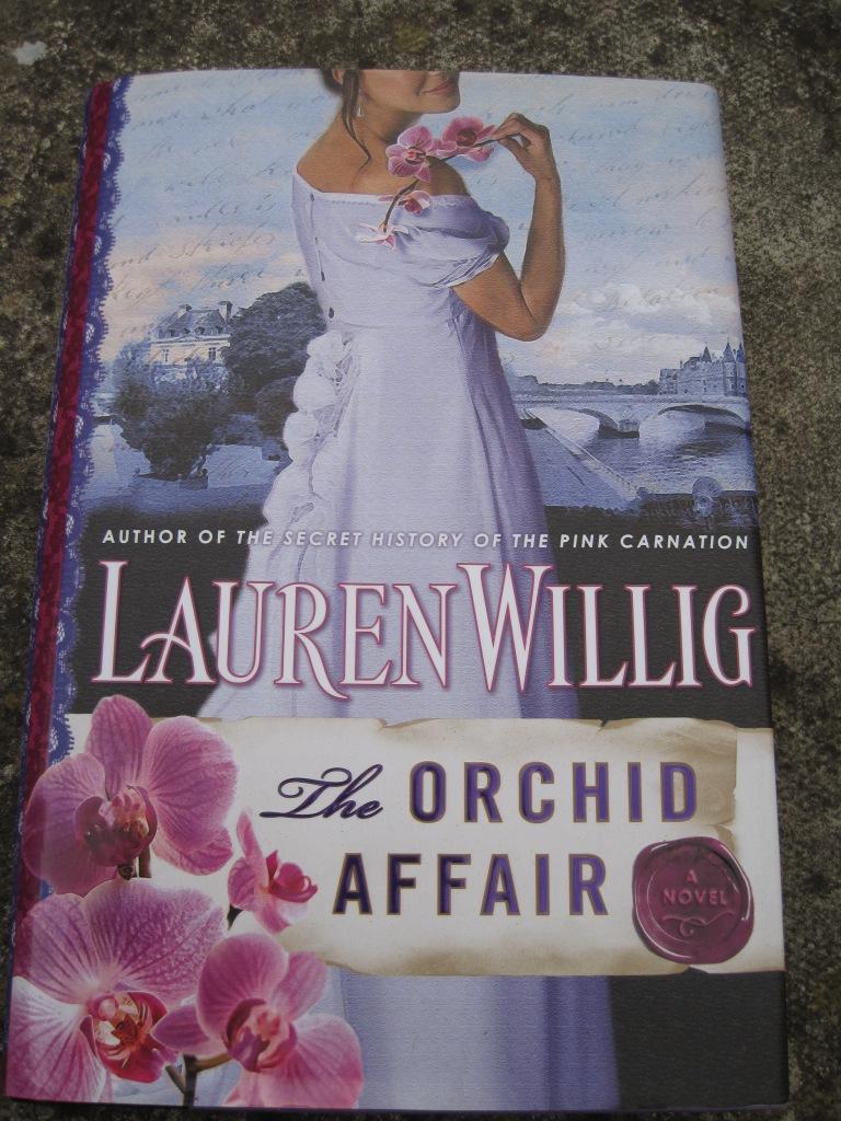 Orchid Affair book