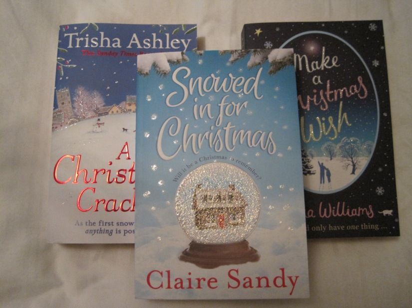paperback christmas books