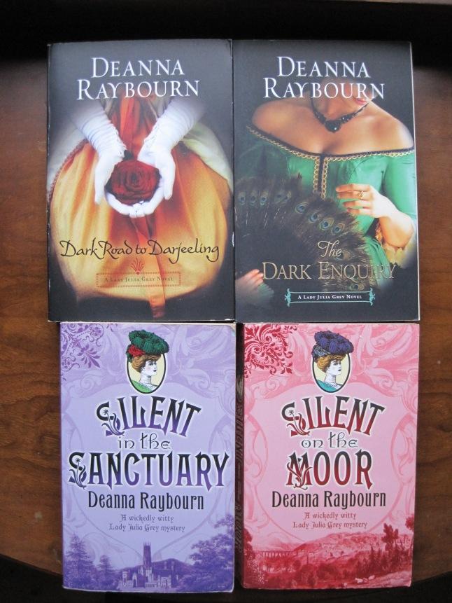 Deanna Raybourn books