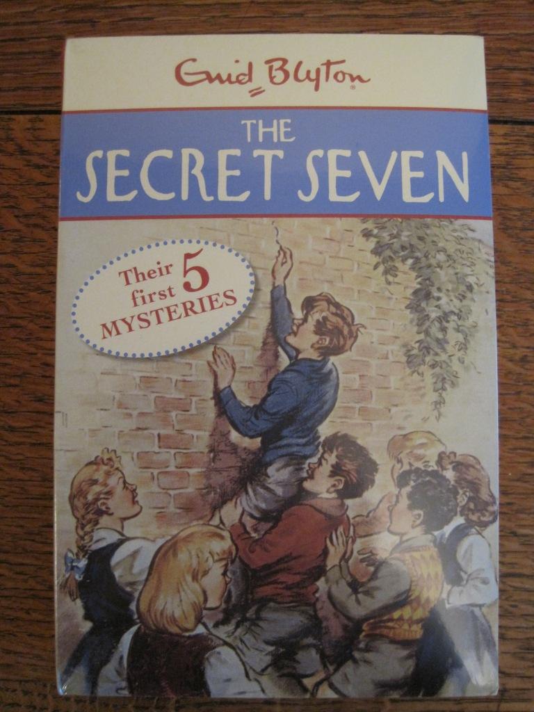 Secret Seven mysteries