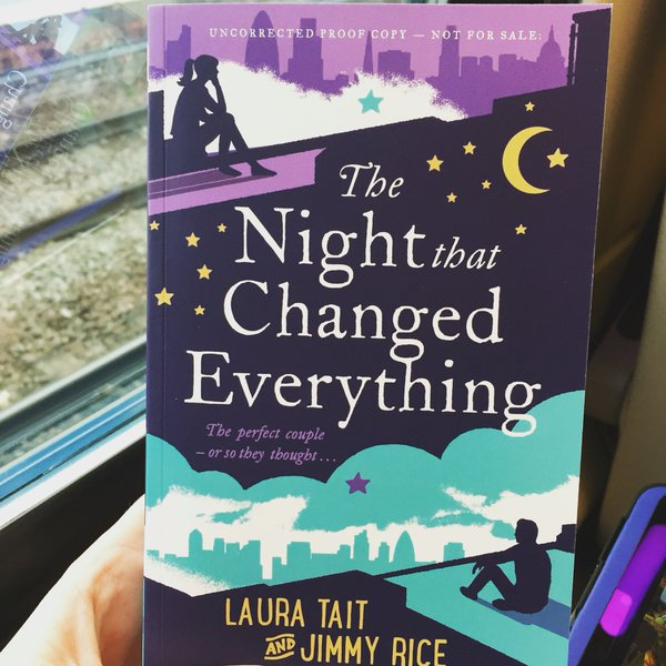 Copy of The Night that Changed Everything
