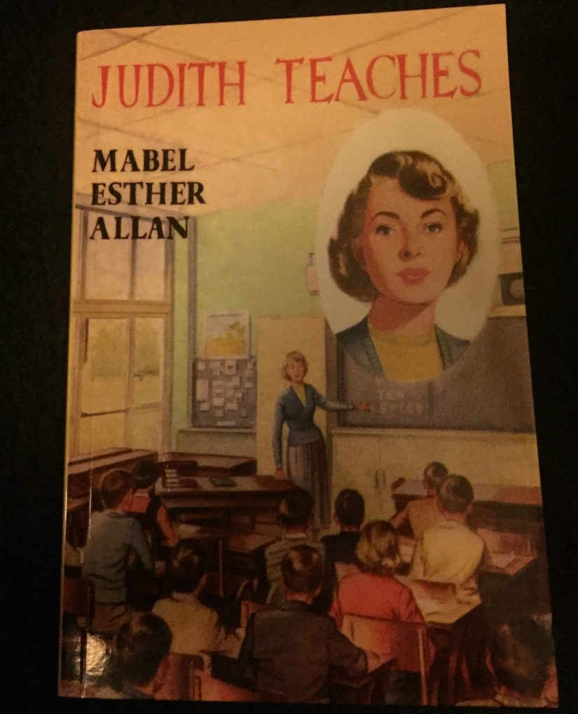 Judith Teaches by Mabel Esther Allan