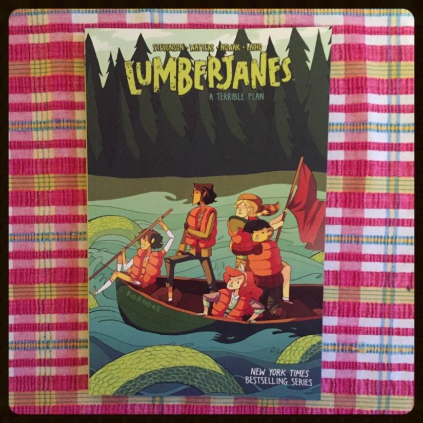 Lumberjanes Volume 3