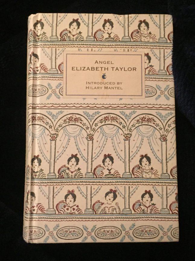 hardback copy of Angel by Elizabeth Taylor