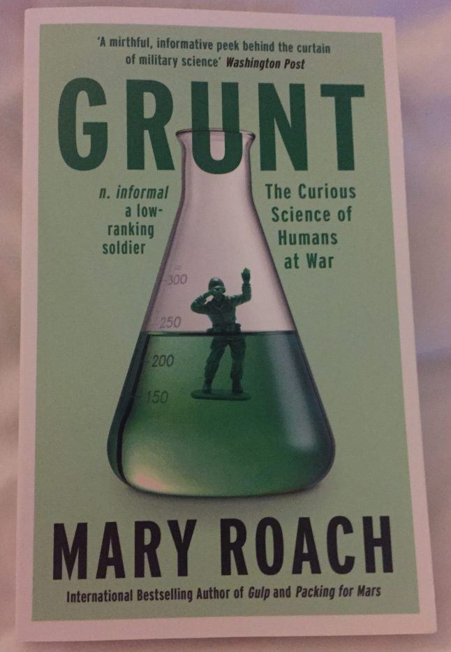 Grunt by Mary Roach