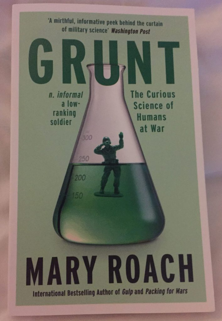 Copy of Grunt by Mary Roach