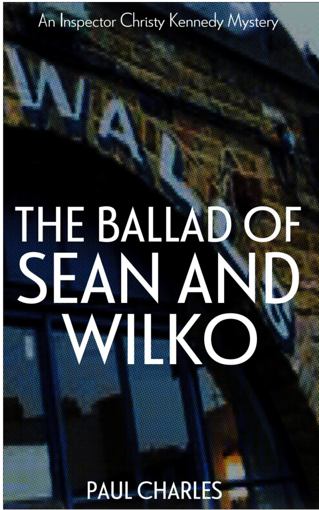 Cover of The Ballad of Sean and Wilko