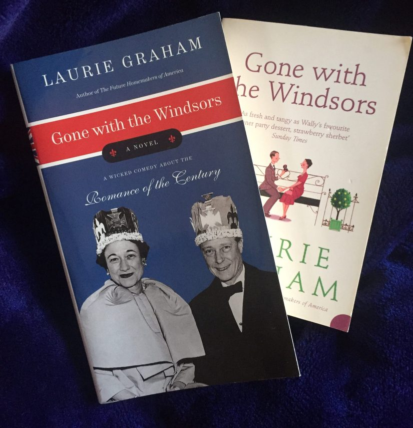 My copies of Gone with the Windsors