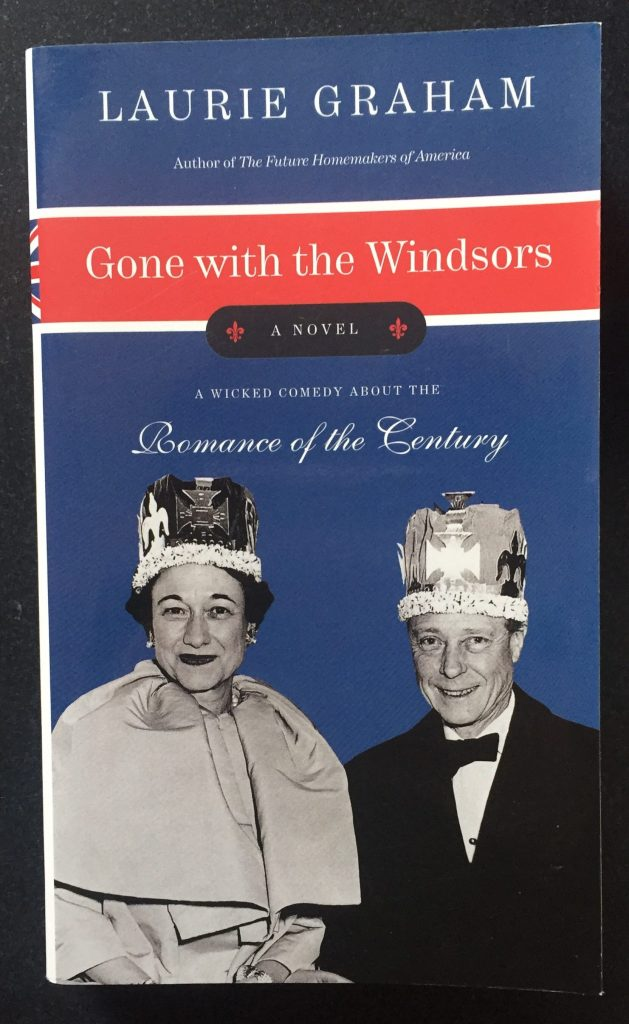 A copy of Gone with the Windsors