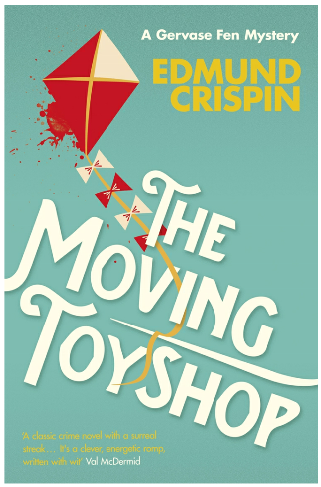 Cover of The Moving Toyshop
