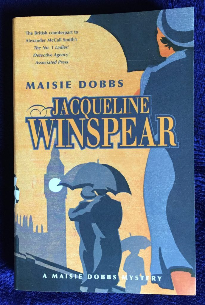 Copy of Maisie Dobbs by Jacqueline Winspear