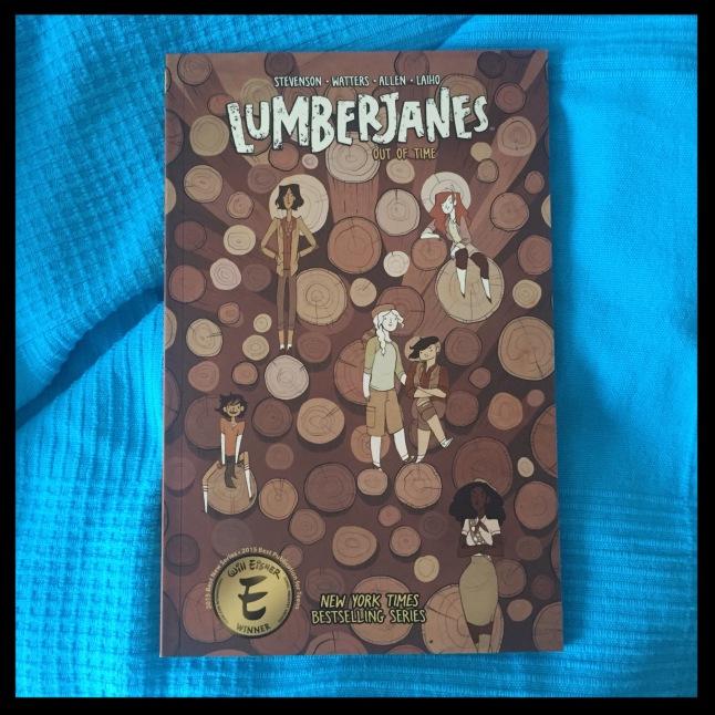 Lumberjanes volume four