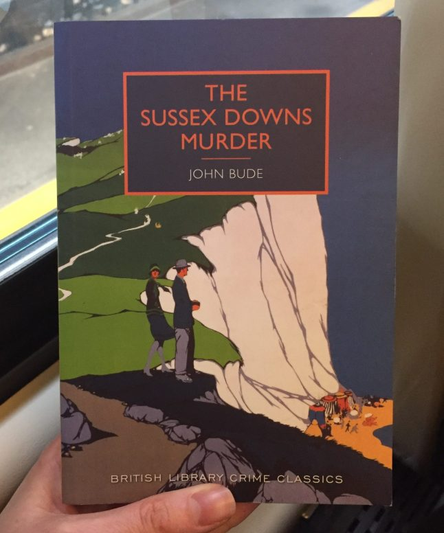 Copy of The Sussex Downs Murder