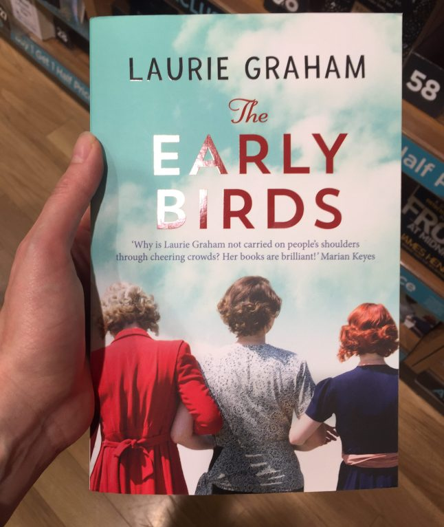 Copy of The Early Birds by Laurie Graham