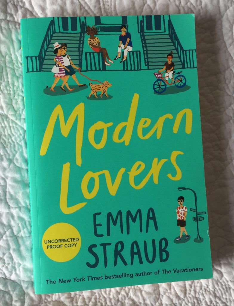 Copy of Modern Lovers by Emma Straub