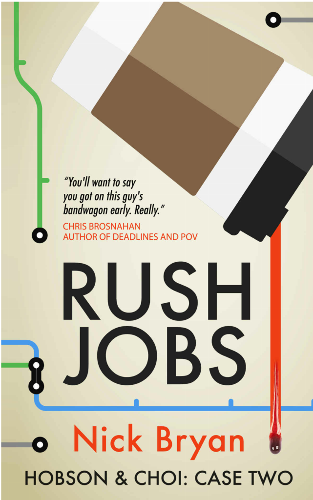 The Cover of Rush Jobs