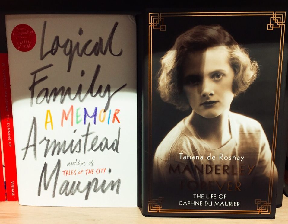 Copies of Logical Family and Manderley Forever