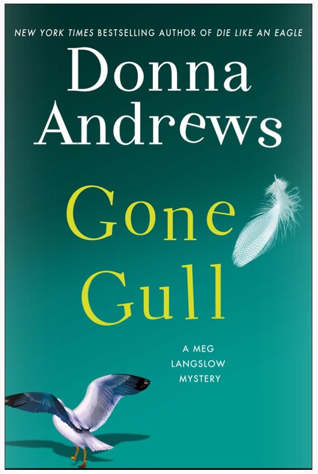 Cover of Gone Gull by Donna Andrews