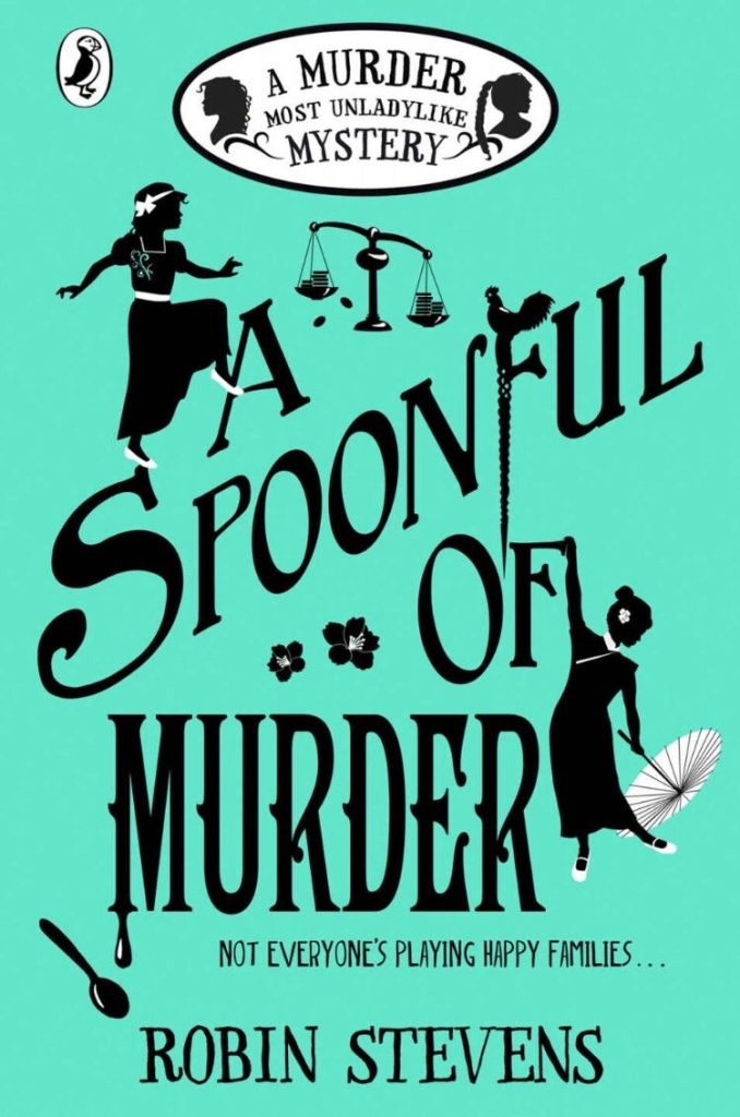 Cover of A Spoonful of Murder