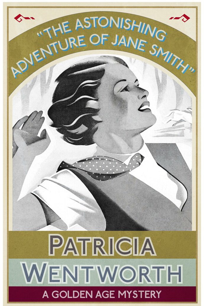 The cover of The Astonishing Adventure of Jane Smith