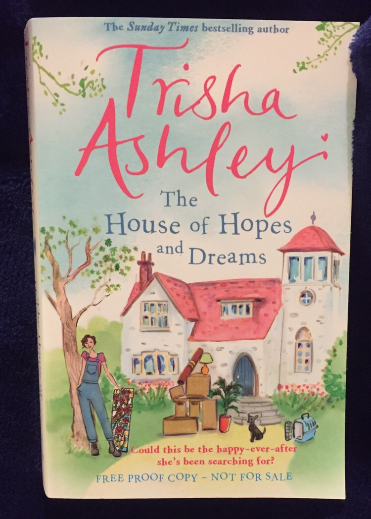 Proof copy of The House of Hopes and Dreams