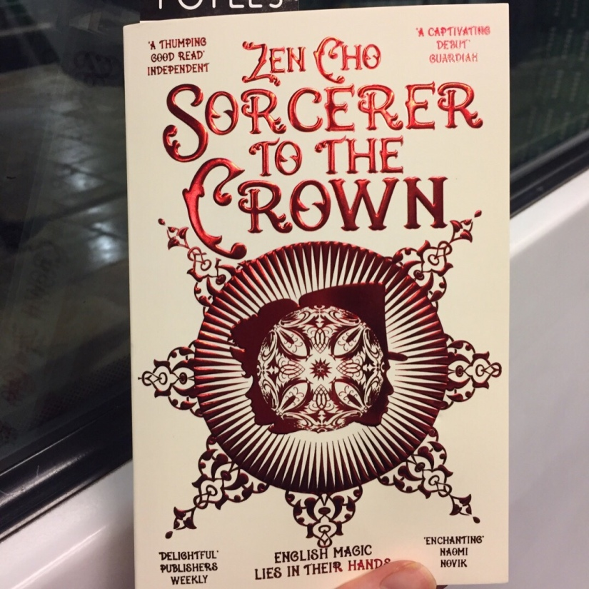 Copy of Sorcerer to the Crown