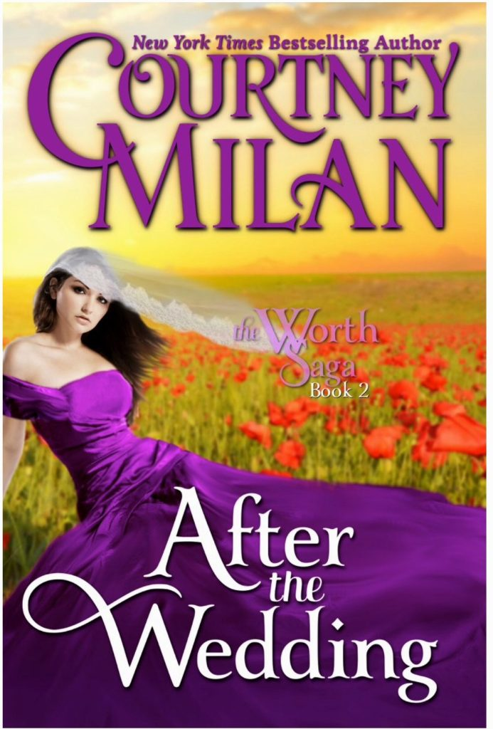 The cover of After the Wedding