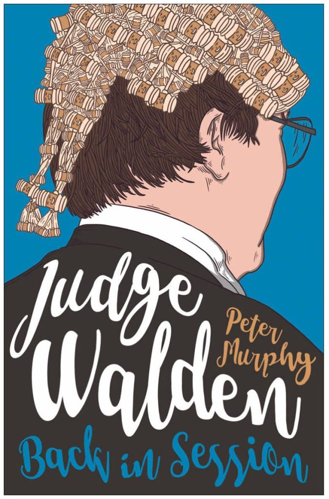 Cover of Judge Walden: Back in Session