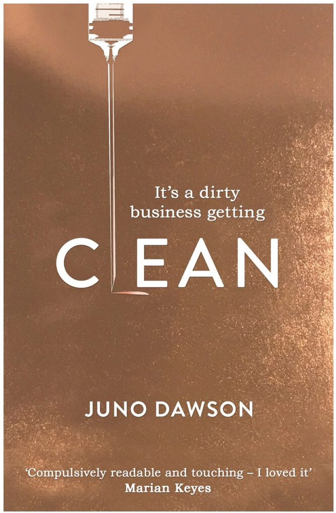 Cover of CLEAN by Juno Dawson