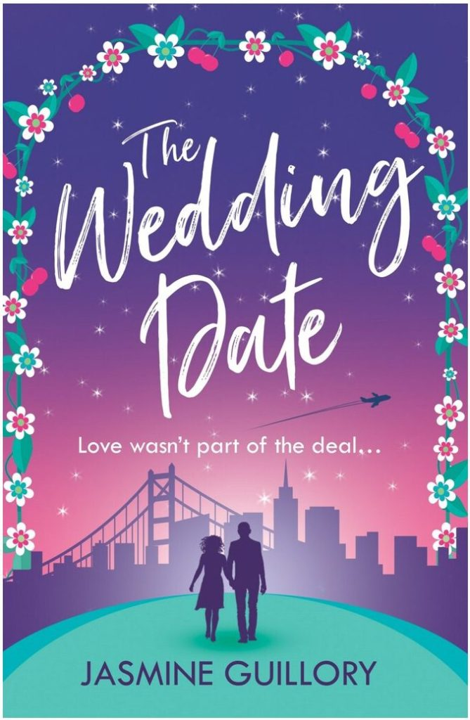 The cover of The Wedding Date