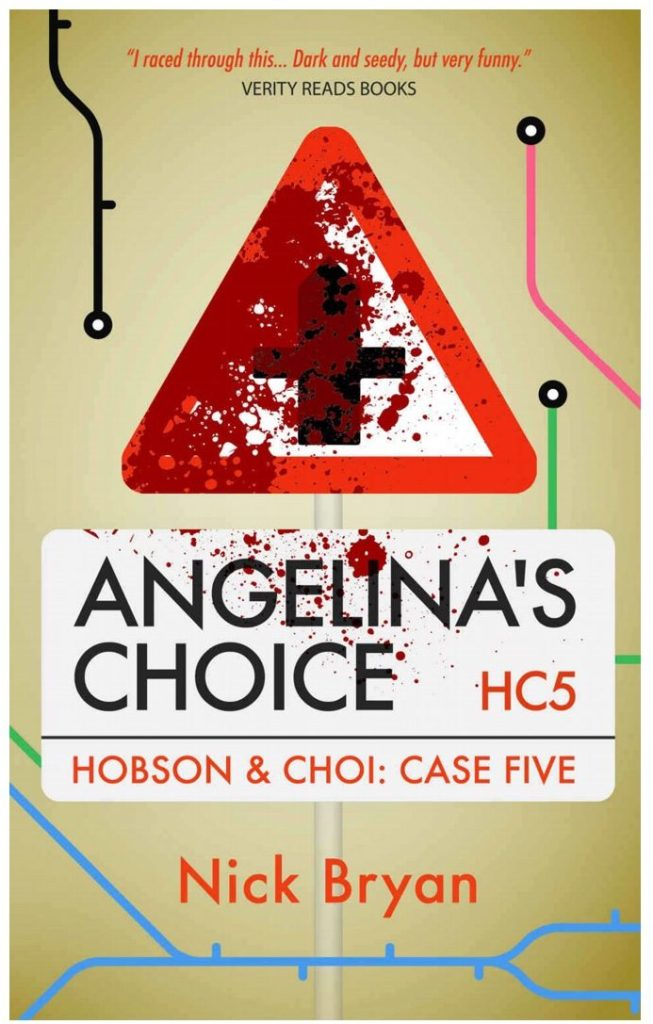 Cover of Angelinas Choice