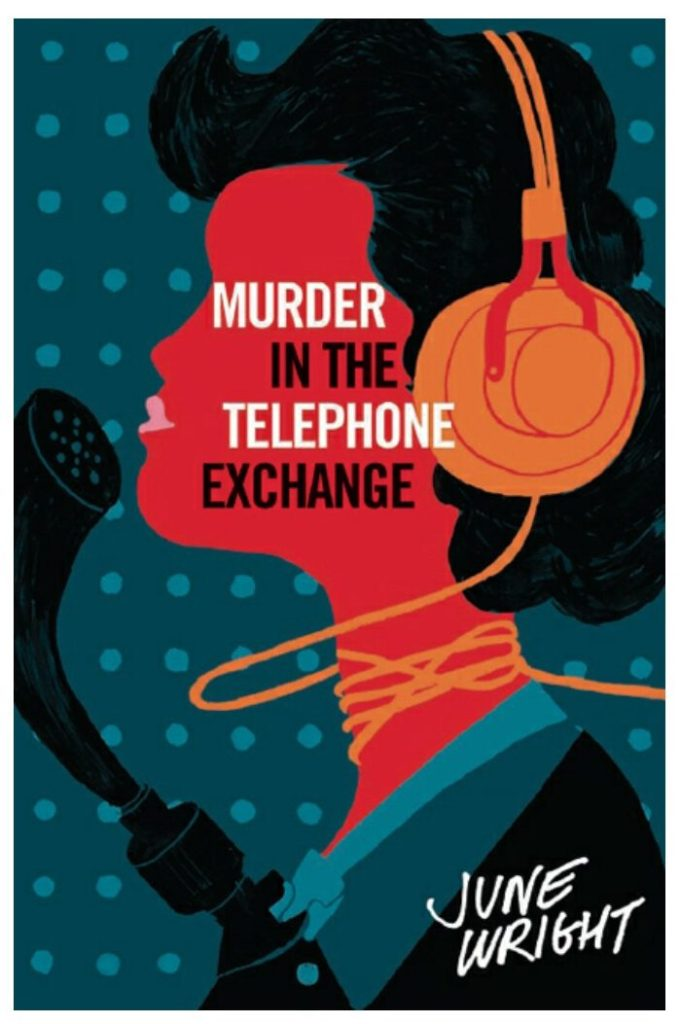 Cover of Murder in the Telephone Exchange