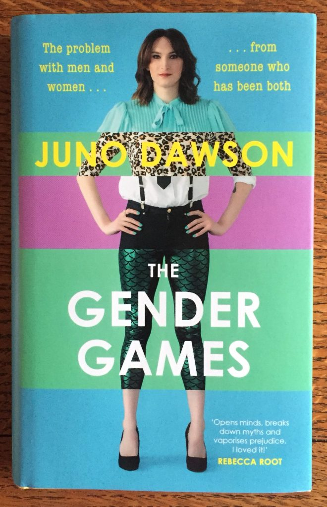 Hardback edition of The Gender Games
