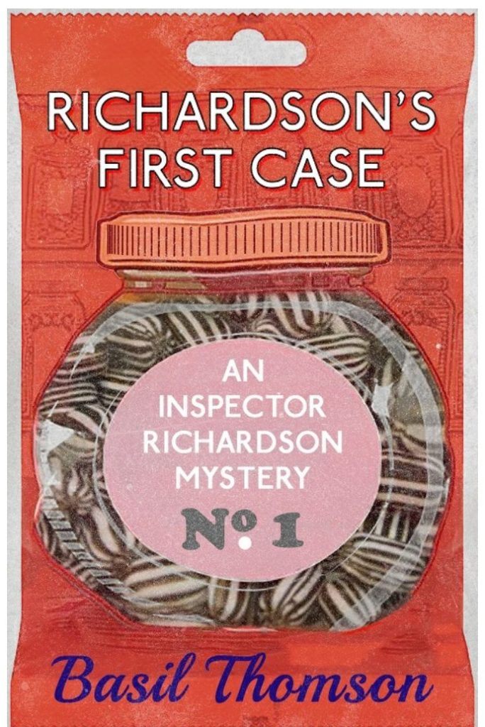 The cover of Richardsons First Case