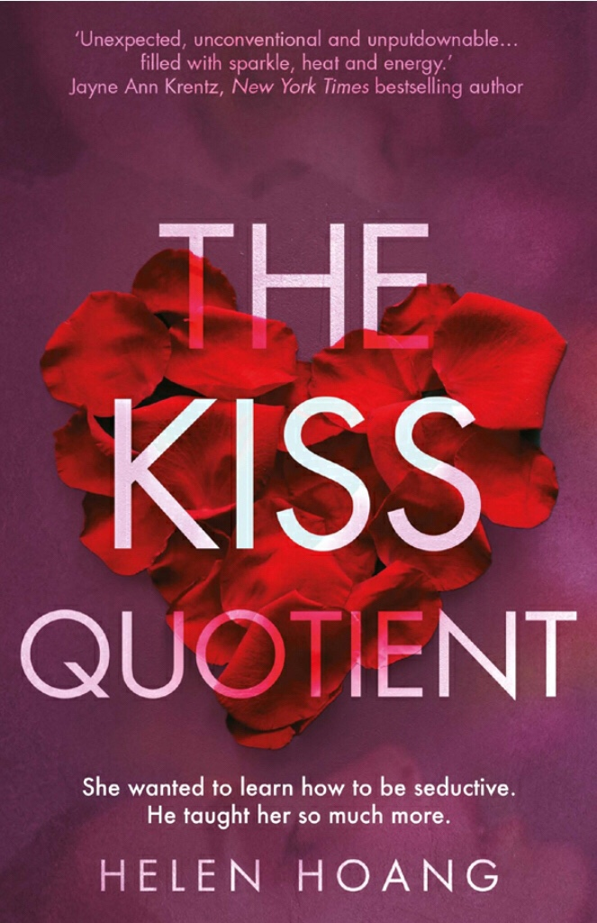 Cover of The Kiss Quotient