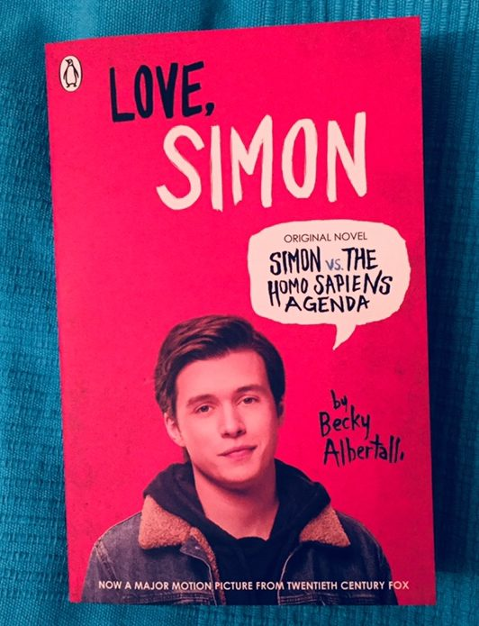 cover of Love Simon