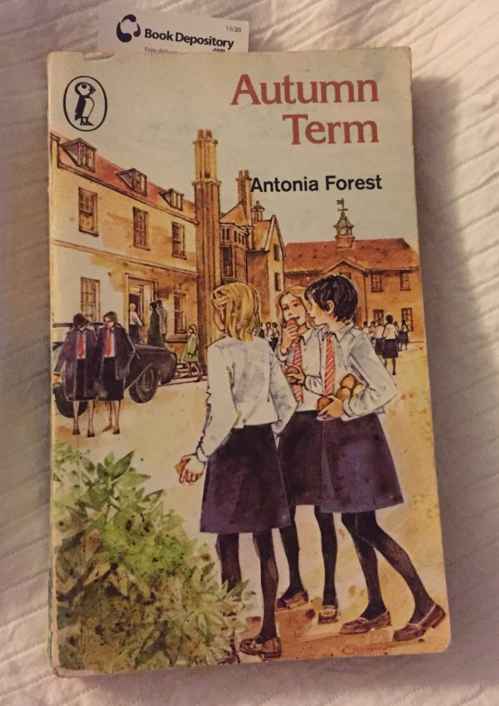 Copy of Autumn Term by Antonia Forest