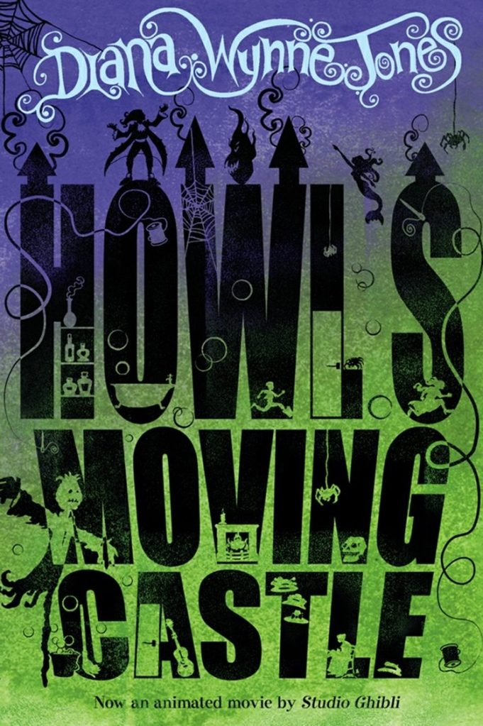 cover of Howls Moving Castle