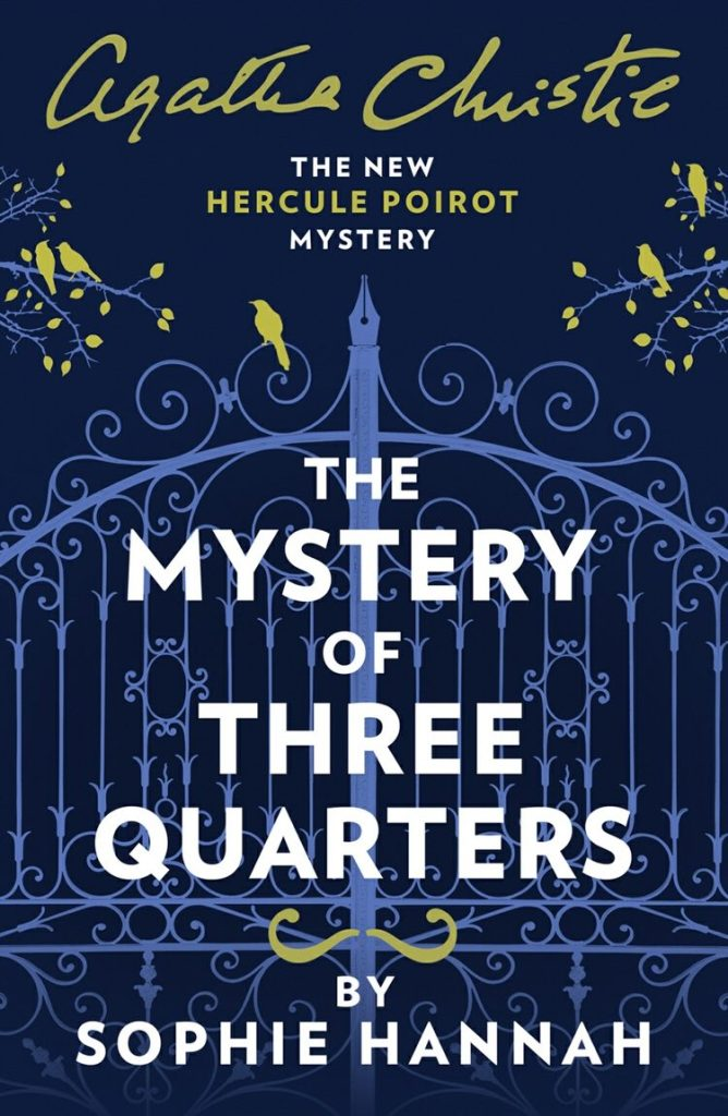 Cover of The Mystery of Three Quarters