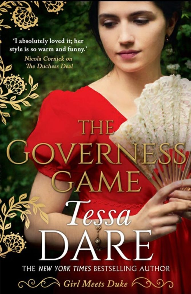 Cover of The Governess Game
