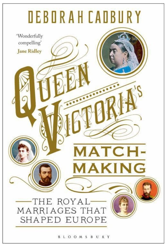 Cover of Queen Victorias Matchmaking