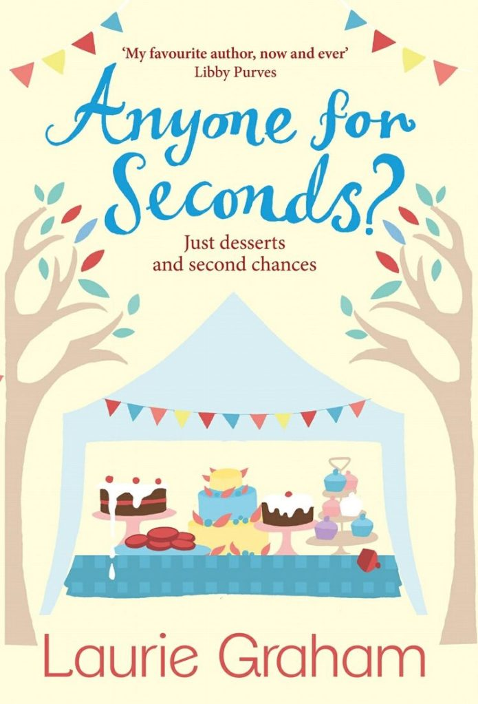 Cover of Anyone for Seconds