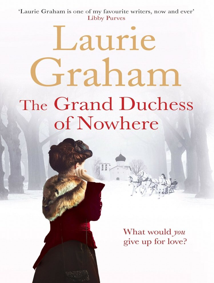 Cover of the Grand Duchess of Nowhere