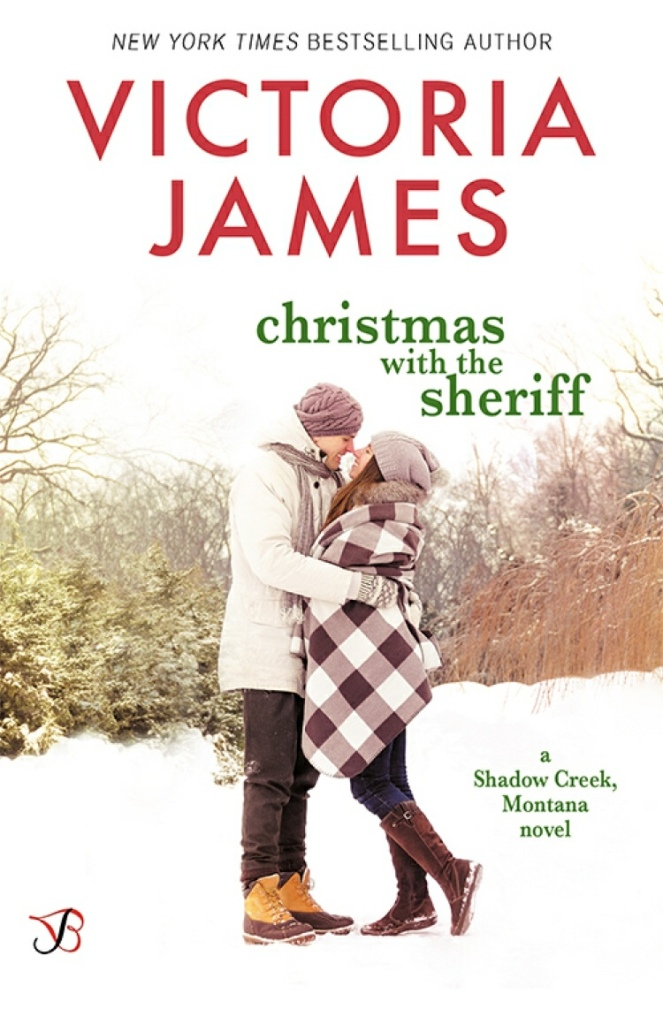 Cover of Christmas with the Sheriff